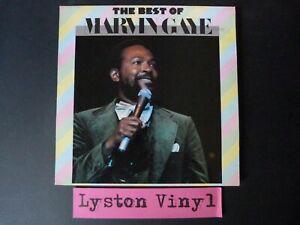 """Marvin Gaye - The Best Of Marvin Gaye 12"""" Vinyl LP"""