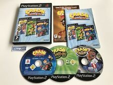 Crash Bandicoot Action Pack - Sony PlayStation PS2 - PAL UK - Avec Notice