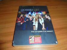 Gossip Girl - The Complete First Season (DVD, 2008, 5-Disc Set) NEW 1 1st One