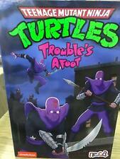 NECA 54155 TMNT Teenage Mutant Ninja Turtles Ultimate Foot Soldier Action Figure