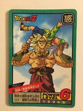 Dragon Ball Z Super Battle Power Level 424