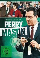 RAYMOND/COLLINS,RAY/HALE,BARBARA BURR - PERRY MASON S2 MB  8 DVD NEU
