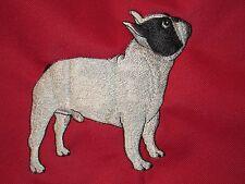 Embroidered Ladies Fleece Jacket - French Bulldog AD211  Sizes S - XXL