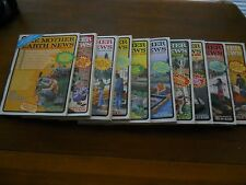 Lot of 9 Vintage Mother Earth News 76-84 (see details)
