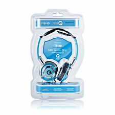 Qoopro Lowrider Super Bass Azul auriculares