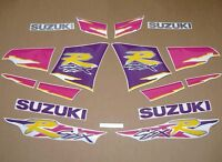 GSXR 750 1994-1995 complete decals stickers graphics kit set aufkleber pegatinas