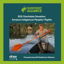 $25 Charitable Donation For: Amazon Indigenous Peoples' Rights