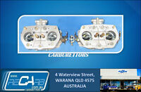 Fiat 124 & 125 - GENUINE Twin 40 WEBER IDF Carburettor Conversion Kit