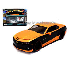 Maisto 1 24 2010 Chevrolet Camaro SS RS Diecast Assembly Line Kit Model Car Toy