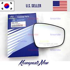 Mirror Glass Right Passenger Side HEATED 876213X020 ELANTRA SEDAN 2011-2016