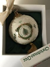 SPODE Millennium 2000 Christmans Tree Ornament Collectible NIB New