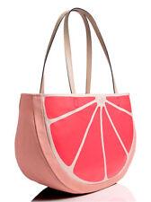 Kate Spade Flights Of Fancy Grapefruit Tote Beach Bag Overnight Travel Bag $228