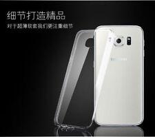 Étuis, housses et coques transparents simples Samsung Galaxy S6 pour téléphone mobile et assistant personnel (PDA)
