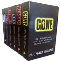 Gone Series Michael Grant Collection 6 Books Set (Fear, Plague, Lies, Hunger, Go
