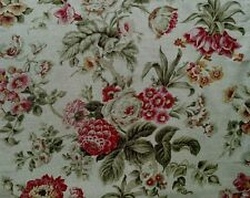 Braemore Floral Home Decorator Fabric 2.3 Yards x 54""