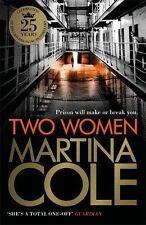 MARTINA COLE ____ TWO WOMEN ____ BRAND NEW __ FREEPOST UK