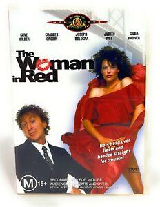 The Woman In Red (DVD, 1984) Gene Wilder Region 4 Free Postage