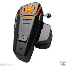 Bluetooth 3.0 Motorcycle Bike Sports Helmet Intercom Interphone Headset 1000M