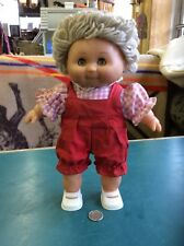 """Ocean Toys 9"""" Soft Body Sleepy Eyes Cabbage Patch Knock Off Doll"""