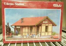 NEW POLA UDERNS STATION HO SCALE 11803 W. GERMAN NIB FACTORY SEALED -2D