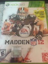 Xbox 360 Madden 12