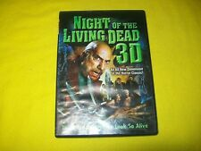 NIGHT OF THE LIVING DEAD 3D DVD 2D VERSION