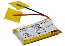 Batería para SONY SBH-20 381424 AHB441623 110mAh 4894128095705