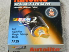 Auto Extra AP25 Spark Plug - Platinum (package of four)