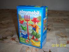 Jeu de l'oi fermier +  poules réf 7540 de 1993 Playmobil