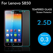 "Tempered Glass Protective Film for Lenovo S850 5.0"" Screen Protector"