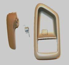 99-03 SOLARA BEIGE DRIVER TOYOTA INTERIOR INSIDE DOOR HANDLE REPAIR KIT W COVER