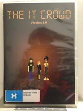 THE IT CROWD - VERSION 1.0 (R4 - VERY GOOD) - DVD #119