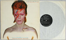 DAVID BOWIE Aladdin Sane (RCA RS 1001) EX+ (with lyric insert)