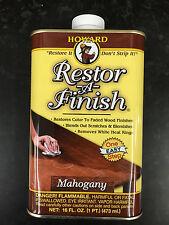 Howard Restor-A-Finish Mahogany
