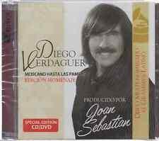 CD - CD / DVD - Diego Verdaguer NEW Mexicano Hasta Las Pampas FAST SHIPPING !
