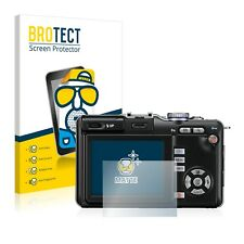 2x BROTECT Matte Screen Protector for Olympus PEN E-PL1 Protection Film