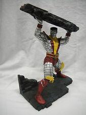MARVEL COLOSSUS DARK PHOENIX SAGA Statue X-MEN MIB Diorama Cyclops Gambit STORM