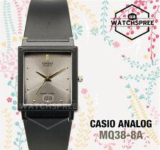 Casio Para Mujer clásico analógico reloj mq38-8a