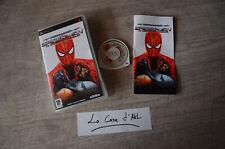 Spider Man La règne des Ombres l'Union sur Playstation Portable - PSP - FR TBE