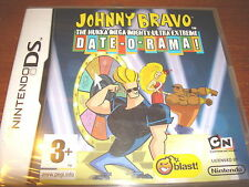 JOHNNY BRAVO DATE O RAMA  ** NEW & SEALED **  Nintendo Ds Game