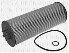 Borg & Beck Ölfilter für Audi A8 Saloon 2.5