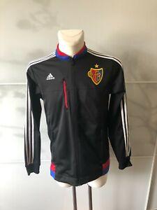 original adidas FC Basel Schweiz Trainingsjacke Jacke M (Trikot)
