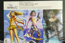 JAPAN Final Fantasy X-2 Visual Arts Collection Square Art book