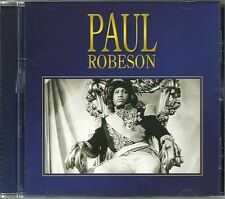 PAUL ROBESON CD - ALL THROUGH THE NIGHT, MOOD INDIGO & MORE