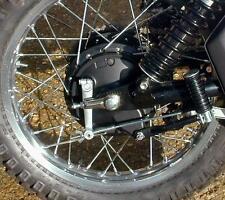 Yamaha  Thumpers! XT600E Stainless Front Wheel Spokes Set QZ31242