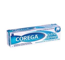 COREGA Extra Strong 40g DENTURE FIXING CREAM ZINC FREE