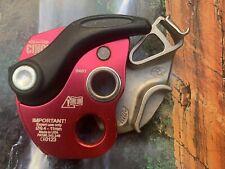 New listing Trango Cinch Assisted Locking / Braking Belay Device Red