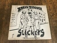 Slickers Cover Only - Breakthrough - Tad's Records TRD 101679 - NO LP 1979