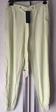 BNWT, Pistachio Green Casual Style Trousers, French Connection, Size 12