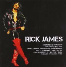 Rick James - Icon CD #G1984162